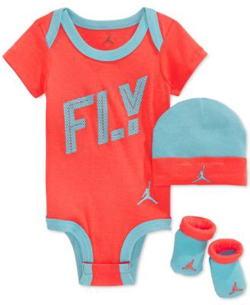 Jordan Outfits For Baby