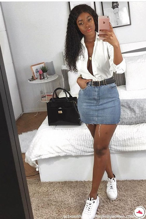 Cool Outfits For Girls