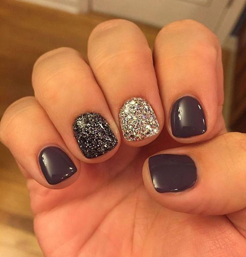 Beautiful Winter Nails