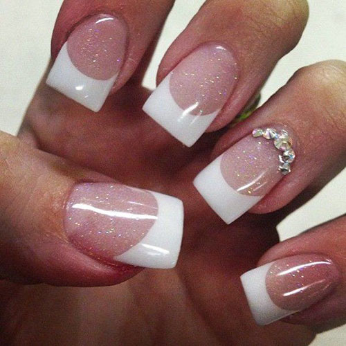 Elegant French Nail Designs
