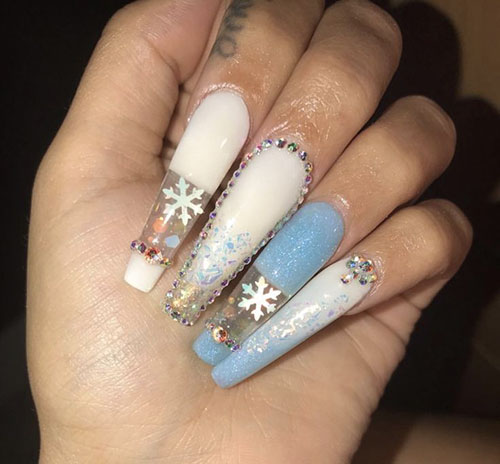 Pictures Of Winter Nails
