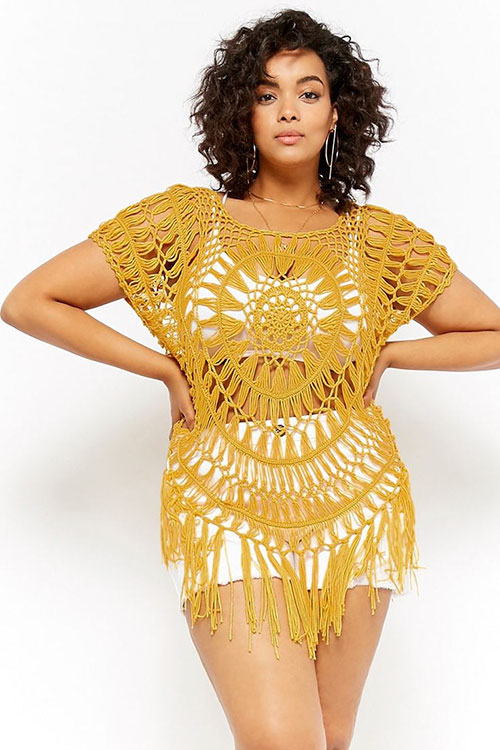 Plus Size Rave Outfits