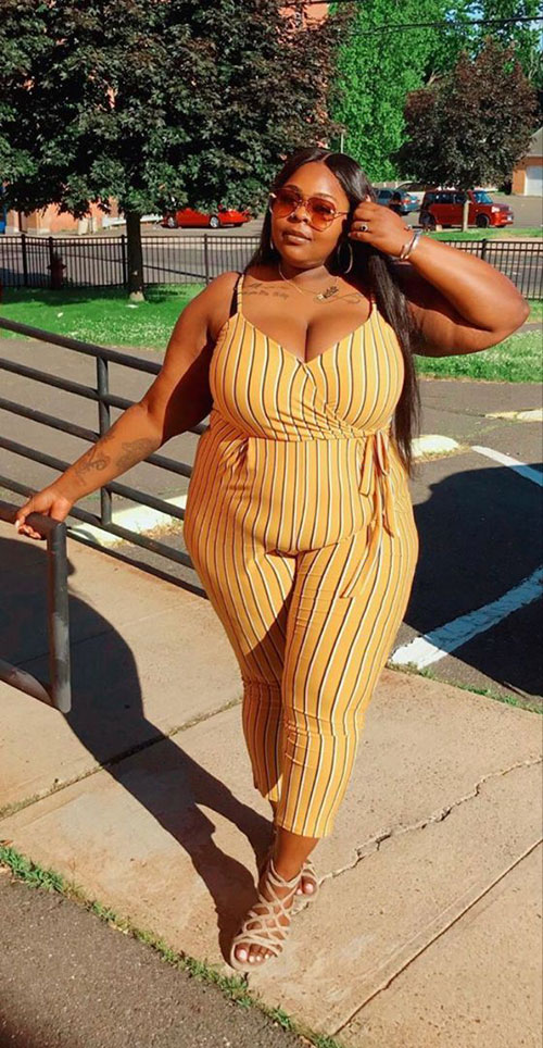 Thick Girl Outfits