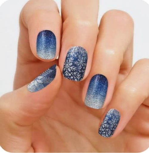 Cool Winter Nails