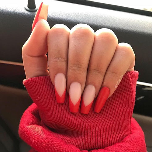 Images Of French Tip Nail Designs