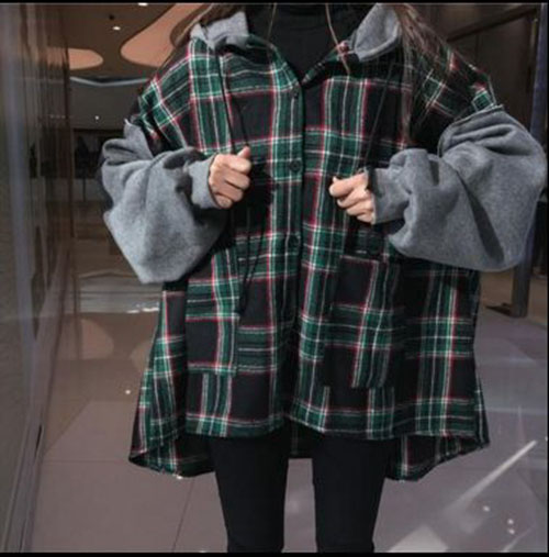 Cute Flannel Outfits 2020
