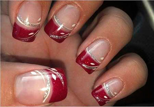 Best French Tip Nail Designs