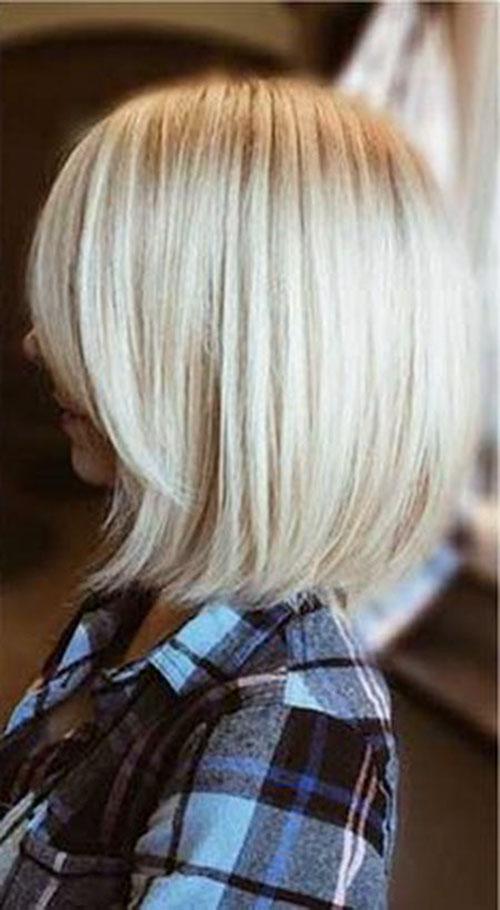 Bob Cuts For Fine Hair