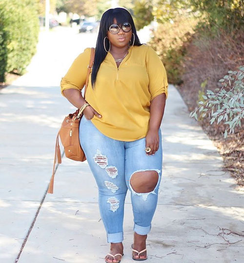 Thick Girl Outfits In 2020